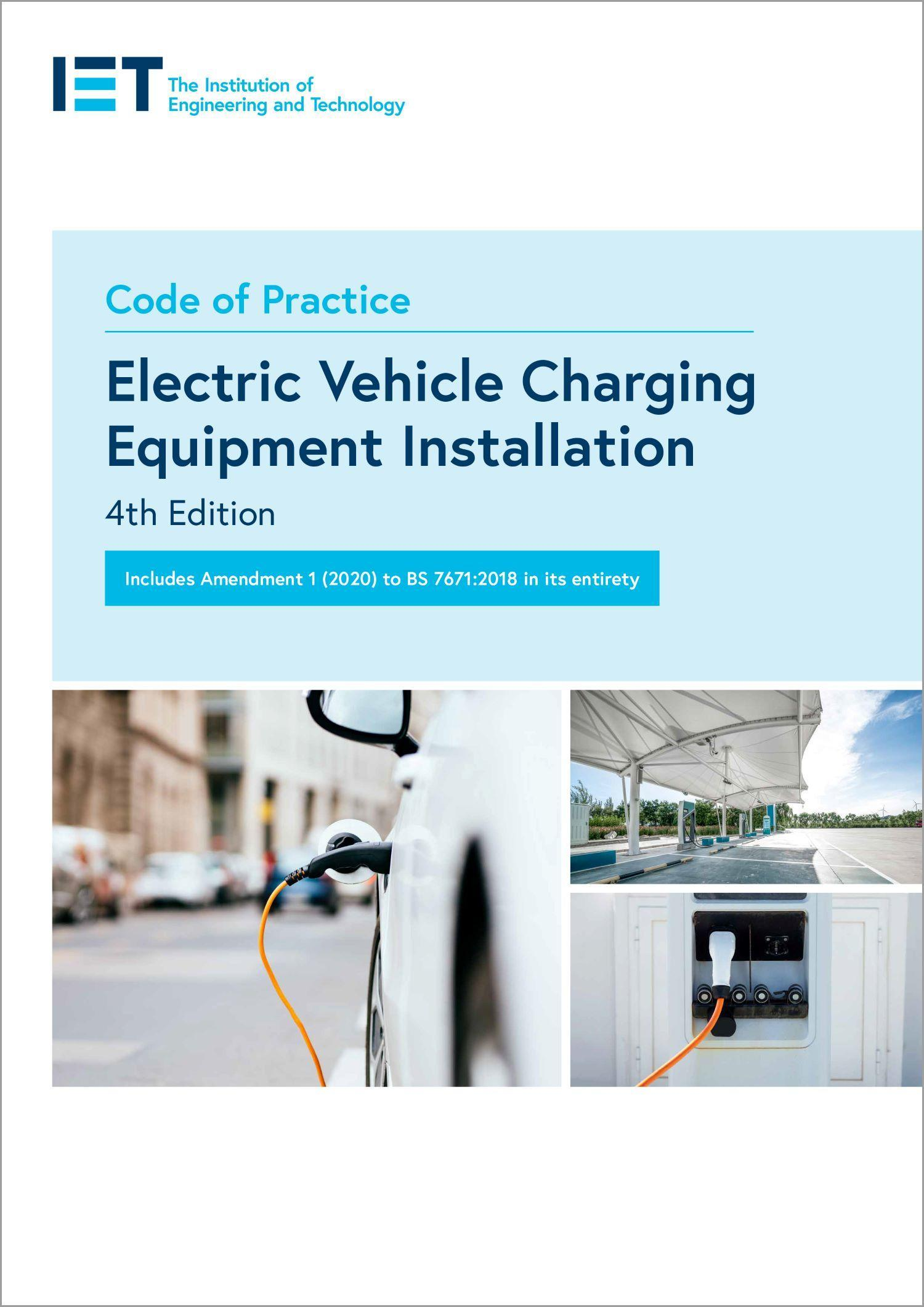 Electric Vehicle Charging Equipment Installation